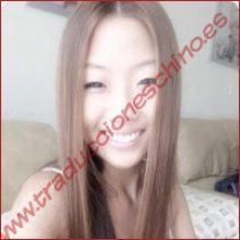 Traductora de chino en Madrid