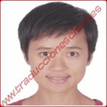 Traductora de chino en Santander