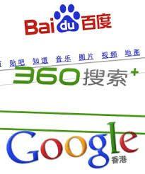 motores de búsqueda en china